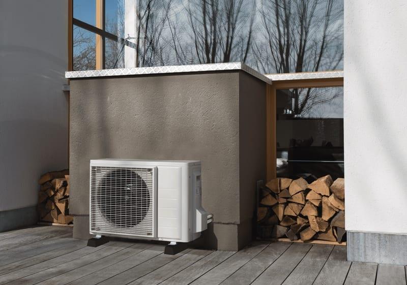 varmepumpe håndværkerfradrag Skamby Fyn